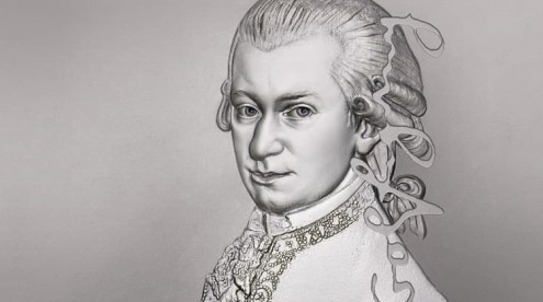 Mozart the Wunderkind