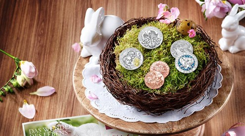Easter Coins