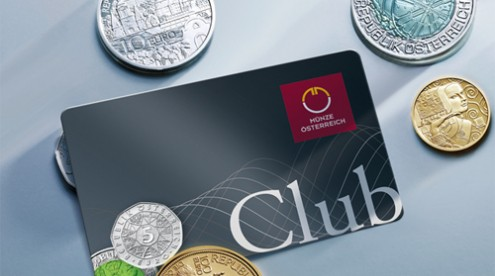 Coin Club Card