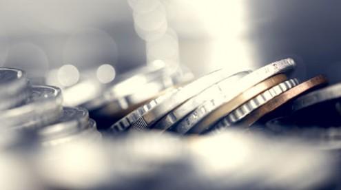 Euro coins, © rzoze19  / shutterstock