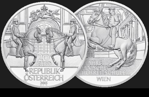 20 Euro Silver Coin