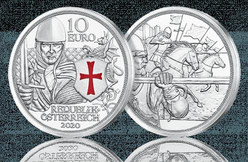 Symbolbild Silbermünzen