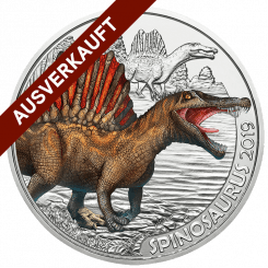 Supersaurs - Spinosaurus sold out