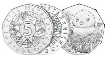 Silbermünzen klassisches Abo