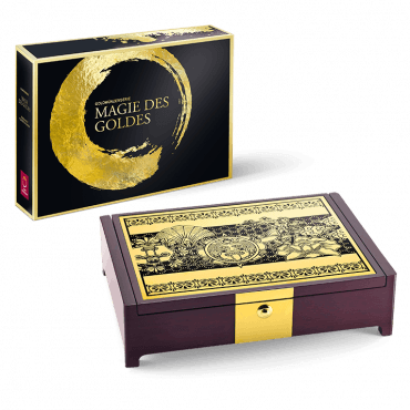 collector case magic of gold