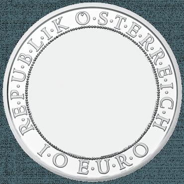 10 Euro Silbermünzen