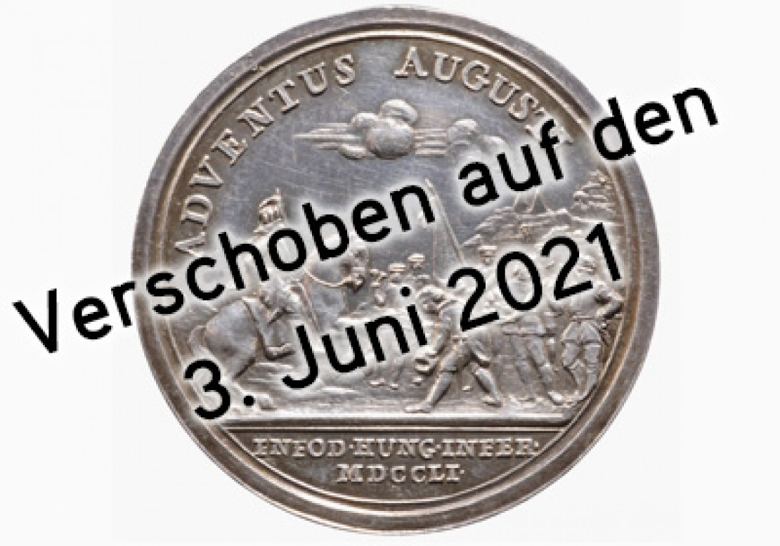 Historische Medaille, Foto: © Münzkabinett KHM