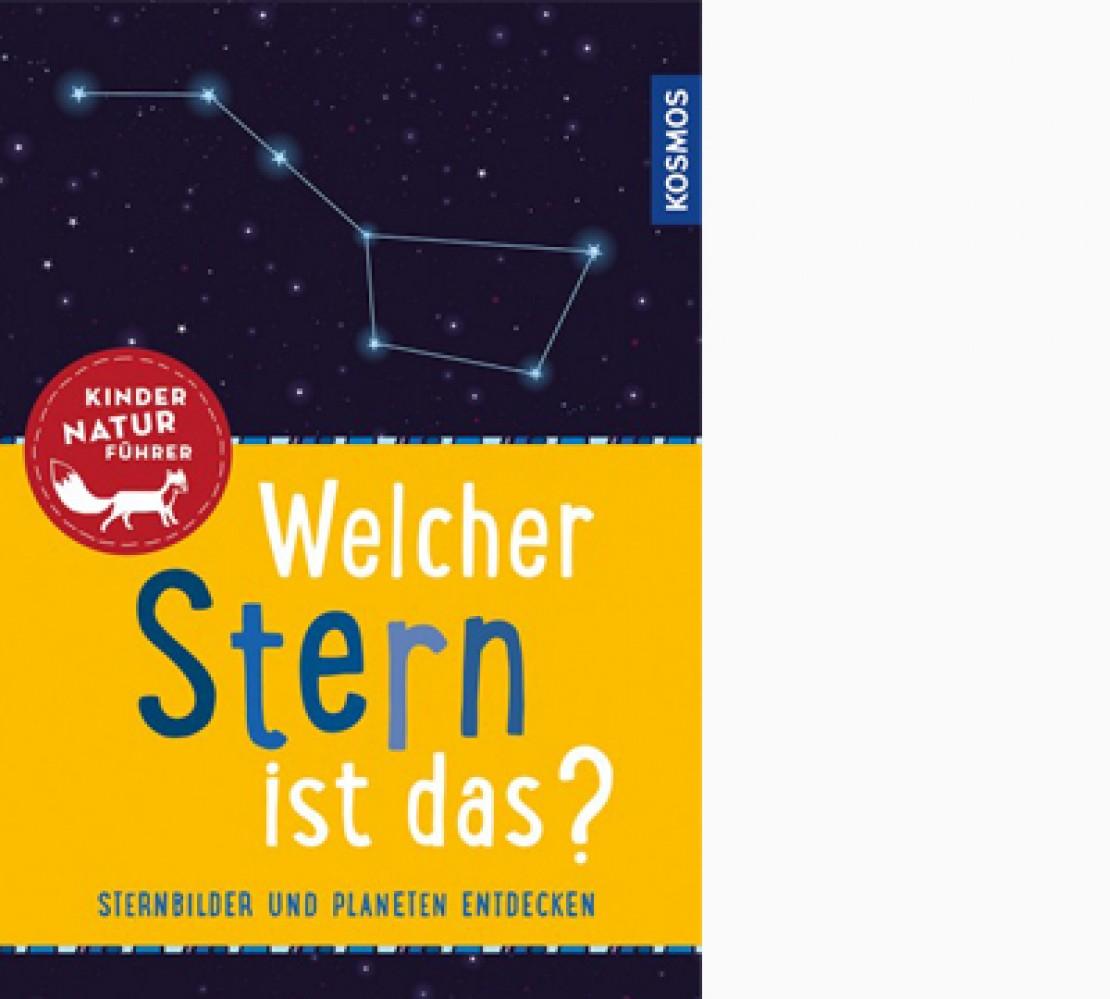 Buchcover Sternenführer für Kinder