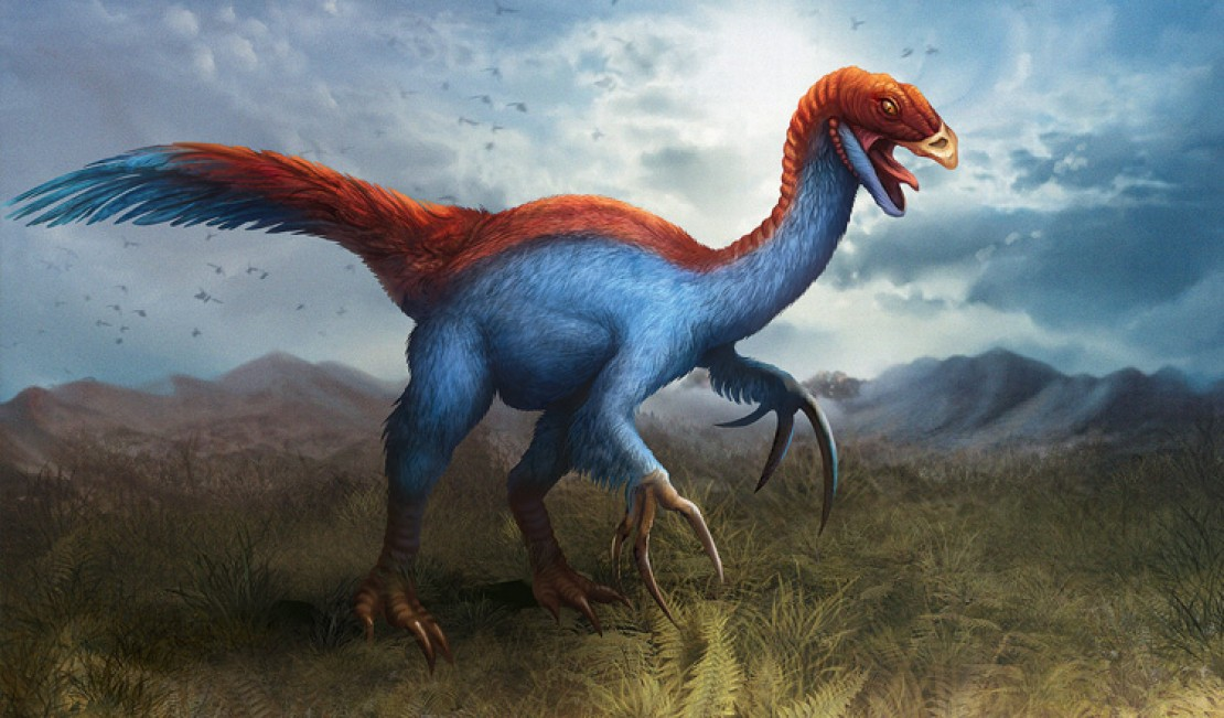 Therizinosaurus cheloniformis