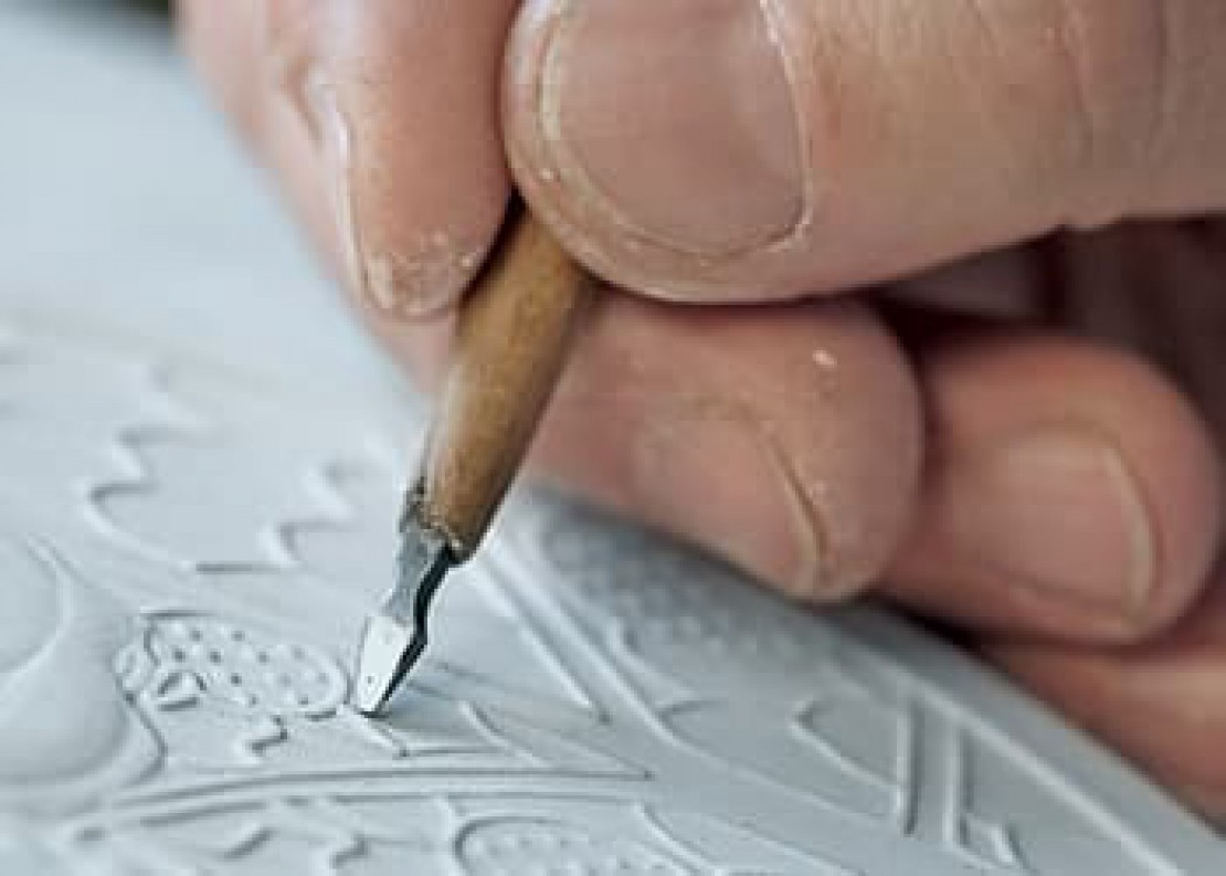 engraving