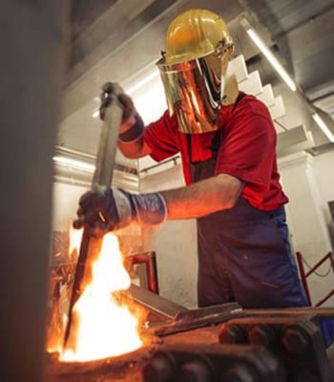 Mitarbeiter Produktion