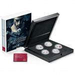 collector case for series Knights tales
