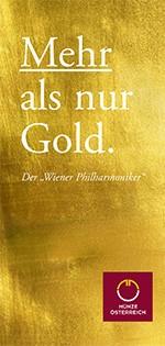 Folder Mehr als nur Gold
