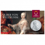 Maria Theresien Taler_NP_Blister