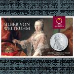 Maria Theresa Taler _PP Blister