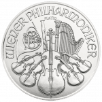 Vienna Philharmonic Platinum reverse
