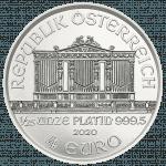 Vienna Philharmonic Platinum 1/25 ounce