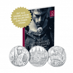 Nights Tales set including silver bullion coins 2019