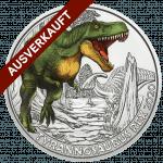 3 Euro Super Saurs Tyrannosaurus