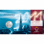 5-euro coin 2010 The Pummerin Blister