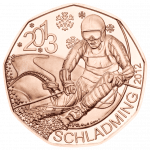 5-euro coin 2012 Schladming avers