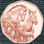 5 Euro Easter coin 2020