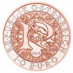 10 Euro Raphael copper AV
