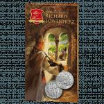 10-euro coin 2009 Lionheart Blister