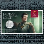 silver coin, chivalry