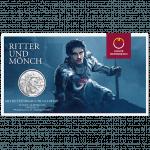 10 Euro silver coin Courage
