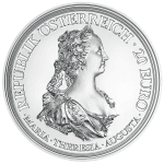 Maria Theresa, courage