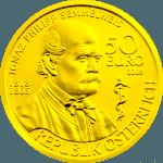 Goldmünze Ignaz Philipp Semmelweis