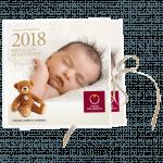 Baby coin set 2018