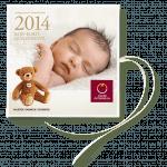 Baby Euro Coin Set 2014