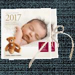 baby euro coins 2017