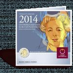 Euro Coin Set 2014