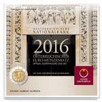 Euro Coin Set 2016