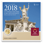 Euro coin set 2018 special uncirculated