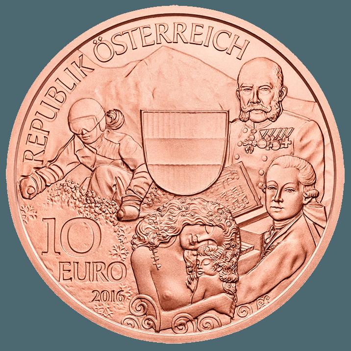 Kupfermünze österreich Normalprägung