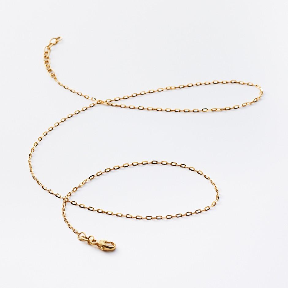 Halskette In Gold Schmuckkollektion Wachgeküsst