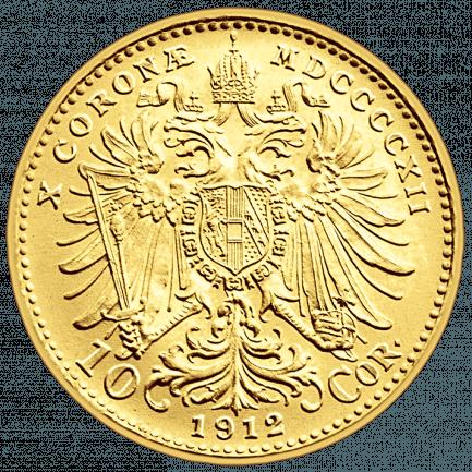 Nachprägungen 10 Kronen
