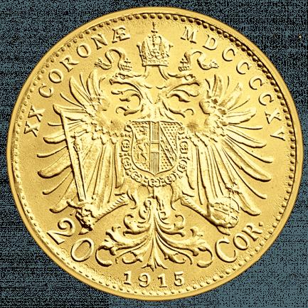 Nachprägungen 20 Kronen
