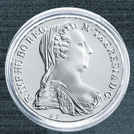 Maria Theresien Taler Polierte Platte