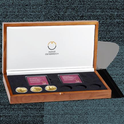 Der Auerhahn 100 Euro Goldmünze 2015 Von Münze österreich