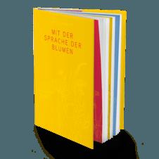 Buch Mit der Sprache der Blumen