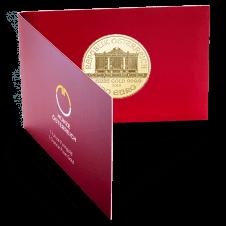 1 Unze Wiener Philharmoniker Gold