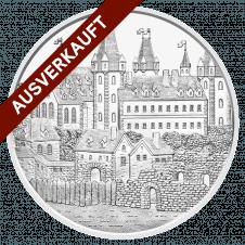 silver bullion coin Wiener Neustadt
