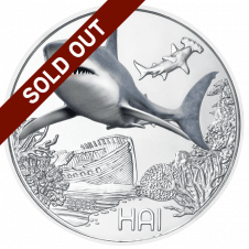 colourful creatures, the shark, sold out
