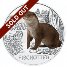 colourful creatures, the otter sold out