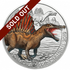 Supersaurs - Spinosaur sold out